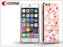 Apple iPhone 6/6S hátlap - Comma Bloom - champagne gold