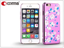 Apple iPhone 6/6S hátlap - Comma Bloom - passion red