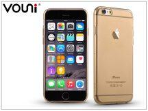 Apple iPhone 6/6S szilikon hátlap - Vouni Naked - crystal champagne