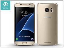 Samsung G930F Galaxy S7 hátlap - Devia Glimmer - champagne gold