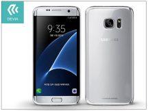 Samsung G930F Galaxy S7 hátlap - Devia Glitter Soft - silver