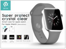 Apple Watch védőtok - Devia Smart Case 38 mm - clear