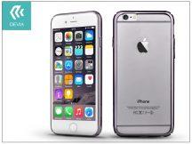 Apple iPhone 6/6S hátlap - Devia Glimmer update version - gun black