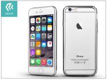 Apple iPhone 6/6S hátlap - Devia Glimmer update version - silver