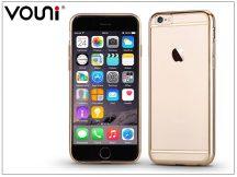 Apple iPhone 6/6S szilikon hátlap - Vouni Soft Light - gold