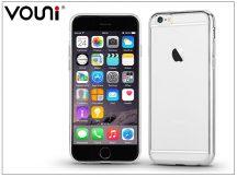 Apple iPhone 6/6S szilikon hátlap - Vouni Soft Light - silver