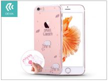 Apple iPhone 6/6S szilikon hátlap - Devia Vango Soft - shelly sheep