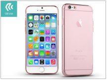 Apple iPhone 6/6S szilikon hátlap - Devia Naked - rose gold