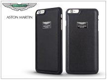 Apple iPhone 7/iPhone 8 valódi bőr hátlap - Aston Martin Racing - black