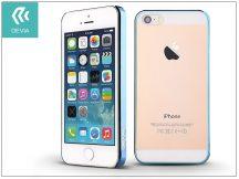 Apple iPhone 5/5S/SE hátlap - Devia Glimmer - blue