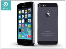 Apple iPhone 5/5S/SE hátlap - Devia Glimmer - black