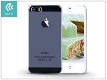 Apple iPhone 5/5S/SE hátlap - Devia Smart - crystal clear