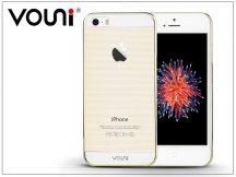 Apple iPhone 5/5S/SE hátlap - Vouni Brightness - gold