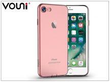 Apple iPhone 7/iPhone 8 szilikon hátlap - Vouni Naked - crystal clear