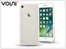 Apple iPhone 7 szilikon hátlap - Vouni Shine - silver