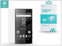 Sony Xperia Z5 Compact (E5803) üveg képernyővédő fólia - Devia Tempered Glass - 1 db/csomag