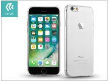 Apple iPhone 7/iPhone 8 szilikon hátlap - Devia Naked - crystal clear