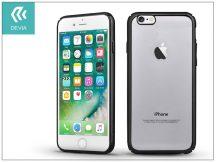 Apple iPhone 7 hátlap - Devia Glimmer - gun black