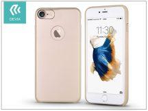 Apple iPhone 7 hátlap - Devia Ceo - champagne gold