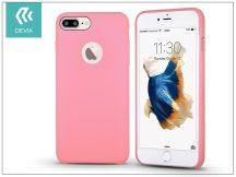 Apple iPhone 7 Plus hátlap - Devia Ceo - rose pink