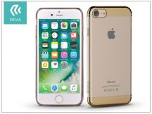 Apple iPhone 7/iPhone 8 hátlap - Devia Glimmer 2 - champagne gold
