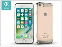 Apple iPhone 7/iPhone 8 hátlap - Devia Glimmer 2 - silver