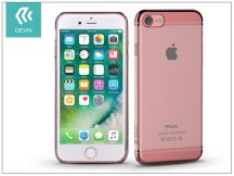Apple iPhone 7/iPhone 8 hátlap - Devia Glimmer 2 - rose gold