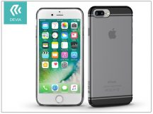 Apple iPhone 7 Plus/iPhone 8 Plus hátlap - Devia Glimmer 2 - gun black
