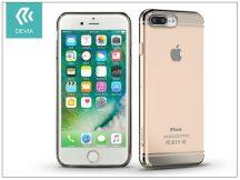 Apple iPhone 7 Plus/iPhone 8 Plus hátlap - Devia Glimmer 2 - silver
