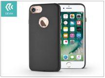 Apple iPhone 7 hátlap - Devia Successor - black