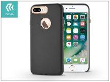 Apple iPhone 7 Plus hátlap - Devia Successor - black