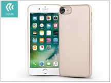 Apple iPhone 7/iPhone 8 hátlap - Devia Ceo 2 - gold
