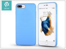 Apple iPhone 7 Plus/iPhone 8 Plus hátlap - Devia Ceo 2 - blue