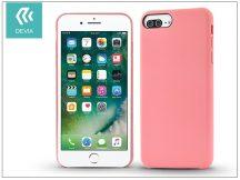 Apple iPhone 7 Plus hátlap - Devia Ceo 2 - rose pink