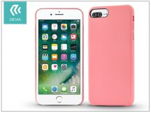 Apple iPhone 7 Plus/iPhone 8 Plus hátlap - Devia Ceo 2 - rose pink