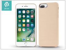 Apple iPhone 7 Plus/iPhone 8 Plus hátlap - Devia Ceo 2 - champagne gold