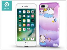 Apple iPhone 7 Plus/iPhone 8 Plus hátlap - Devia Vivid - naive