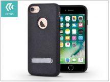 Apple iPhone 7 hátlap - Devia iStand - black