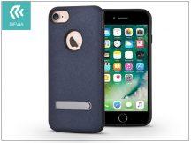 Apple iPhone 7 hátlap - Devia iStand - blue