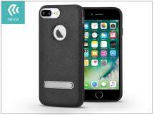 Apple iPhone 7 Plus hátlap - Devia iStand - black