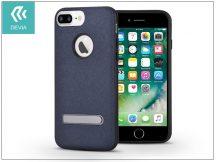 Apple iPhone 7 Plus hátlap - Devia iStand - blue