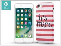 Apple iPhone 7/iPhone 8 hátlap - Devia Vivid - mine