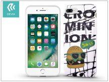 Apple iPhone 7 Plus/iPhone 8 Plus hátlap - Devia Vivid - hamburger