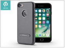Apple iPhone 7 hátlap - Devia iView Magnetic - black