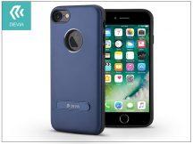 Apple iPhone 7 hátlap - Devia iView Magnetic - blue