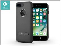 Apple iPhone 7 Plus hátlap - Devia iView Magnetic - black
