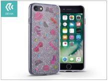 Apple iPhone 7/iPhone 8 szilikon hátlap - Devia Nifty - honey