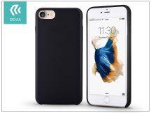 Apple iPhone 7 szilikon hátlap - Devia Successor - black