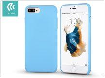 Apple iPhone 7 Plus szilikon hátlap - Devia Successor - blue