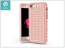 Apple iPhone 7/iPhone 8 ütésálló védőtok - Devia Armour Shockproof - pink